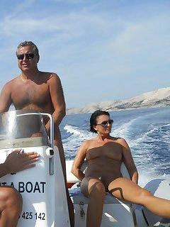 Boat Nudist Pics