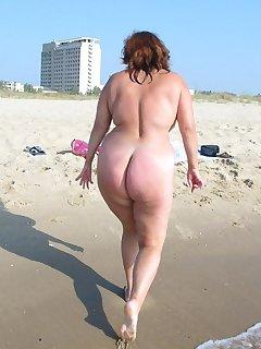 BBW Nudist Pics