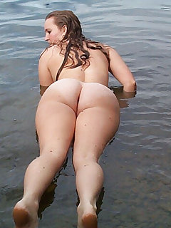 Chubby Nudist Pics