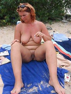 Redhead Nudist Pics